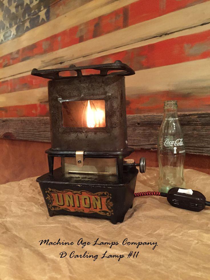 Steampunk Industrial Night Light / Lamp # DC11