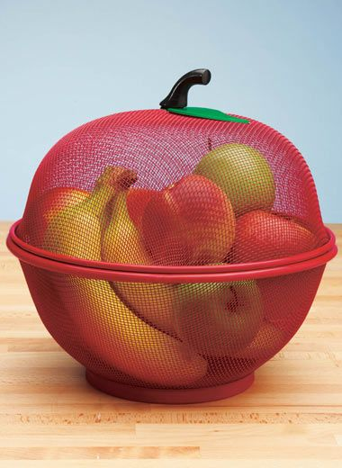 Apple Fruit Basket | Storage Solutions | CarolWrightGifts.com