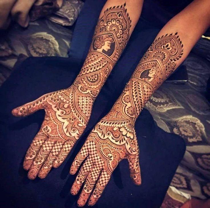 cute-bridal-mehendi-design-for-hands-full-images