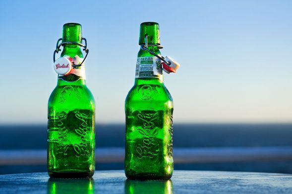 Asahi, Japan's largest brewery, has bought the Peroni and Grolsch beer brands and production sites from AB InBev for EUR 2.55 billion - NEWS