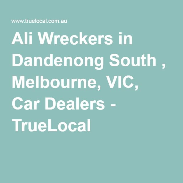Need an old car removal in Melbourne? Excited to upgrade the old car with the new one? And looking for someone who can take it off the board for you? How about if someone can remove it and pay you top cash in return? All you need to get in touch with Ali Wreckers and get contacted.
