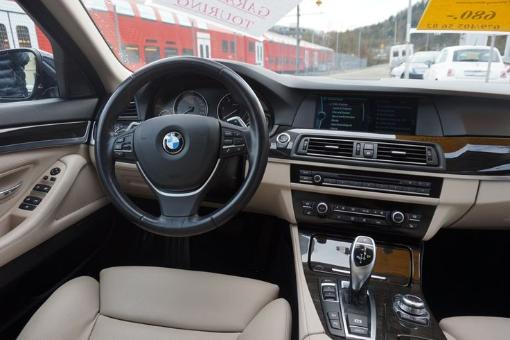 BMW 530d xDrive Touring Steptronic, Occasion, Diesel, 118'000 km, CHF 29'900.-