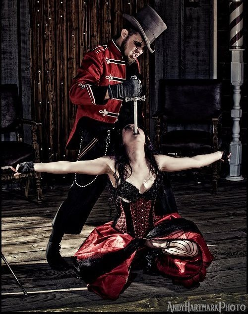 The Hellzapoppin Circus SideShow Revue