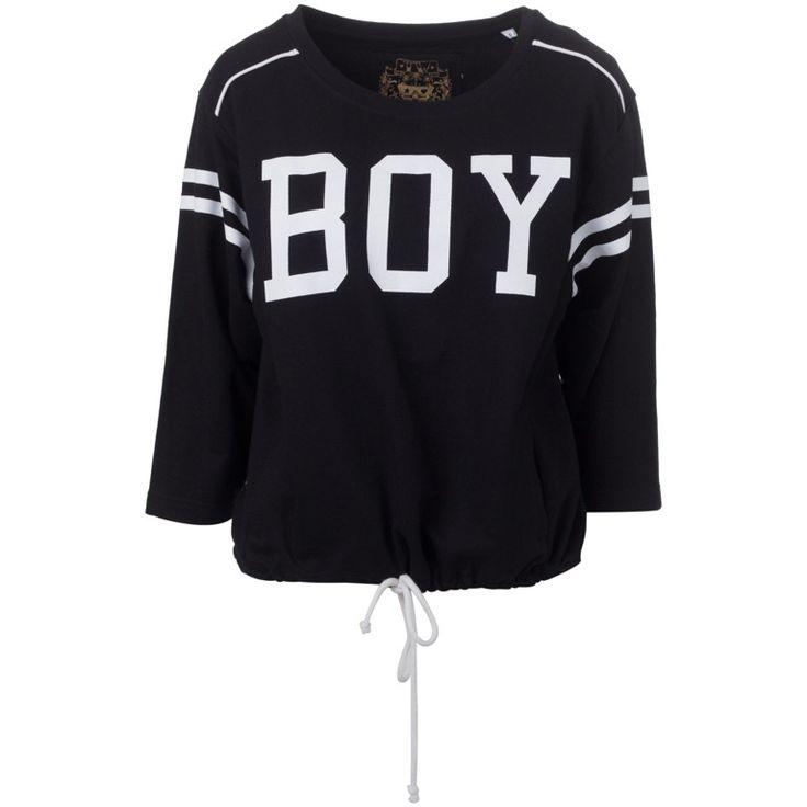 Γυναικεία Μπλούζα ''Black Boy'' T-Wall - brands4all - 1