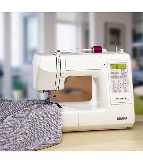 janome limited edition sewing machine manual