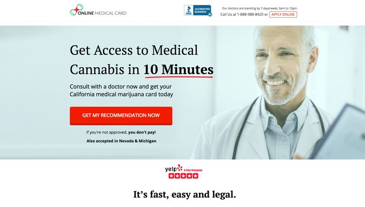 Looking to get a medical marijuana card online in California. If you're anything like me then going to a doctors office is not at the top of your list of favorite things. Well, what if I said you could get your California medical marijuana recommendation from the comfort of your own home? What if you could see a qualified doctor without stepping out your door? You can, and I'll tell you how.