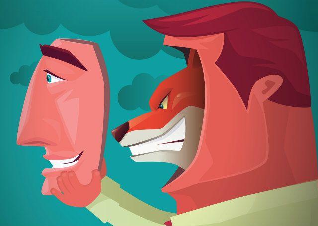 Fuja de pessoas passivo-agressivas ou mentirosas