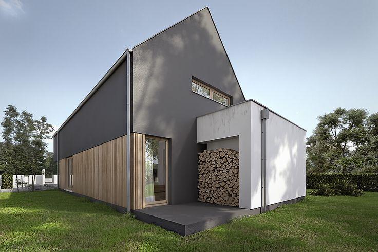 modern house in Tulce