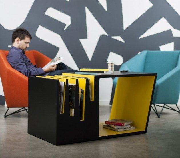 Coffee Table by Brigada - #coffee table
