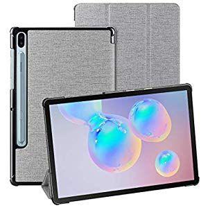 CRESEE Hülle für Samsung Galaxy Tab S6 [Auto Schlaf/Wach] [Magnetverschluss] […