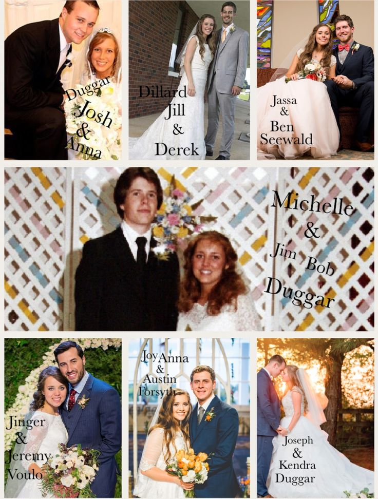 Duggar family wedding