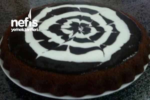 Çikolatalı Tart Kek Yapımı