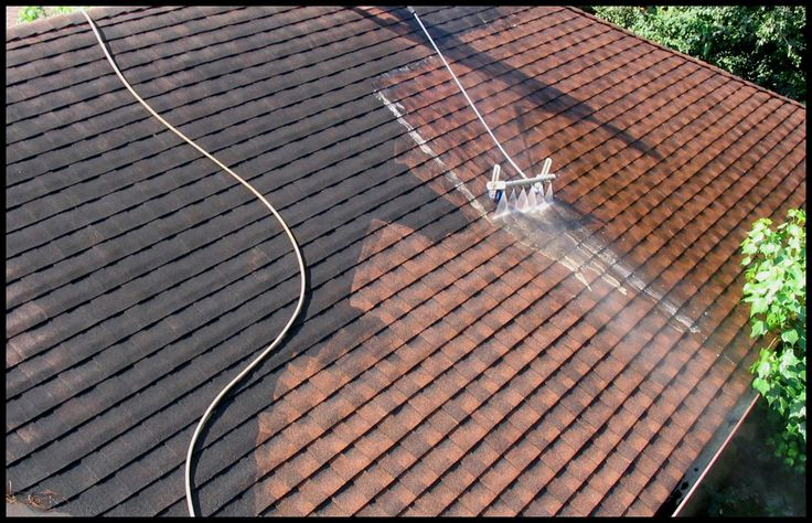Keeping your roof clean can be a major hassle and knowing how best to perform a roofing cleaning can be even more difficult considering how many different kinds of advice you'll find. Use this definitive comparison between DIY and pro roof cleaning to find out what makes the most sense for your home.