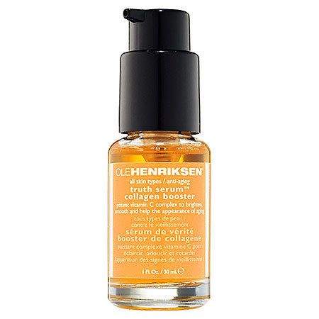 Ole Henriksen Truth Serum Vitamin C Collagen Booster, $48 | 13 Must-Have Skincare Products For Ladies In Their Late 20s