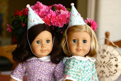 Guest Party: 1930s American Girl Doll Party | Double the Fun Parties ®