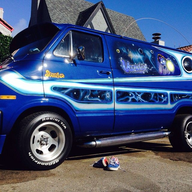 17 Best images about Vans on Pinterest | Chevy, Cool vans