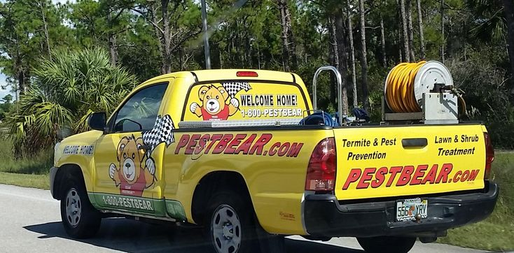 Florida exterminator's name and logo resembles pedobear a little too much