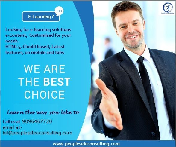 In the era of DIgital India, we would like to be your success partners in digital learning space.