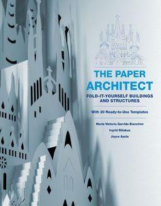 Красивая бумажная архитектура