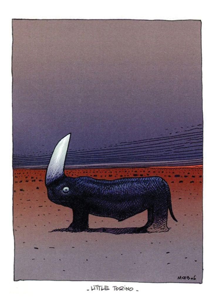 Moebius - Wildlife of Mars (2010)