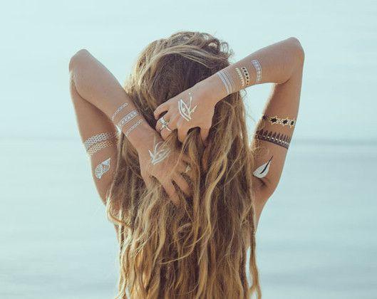 Natürlich Haare aufhellen: 4 effektive Hausmittel