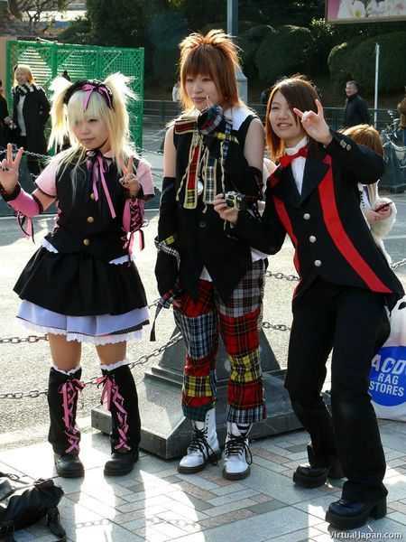Awesome The Life of Harajuku Hairstyles Community