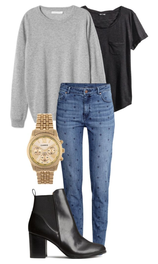 What I would like to wear #17 by juliegodsknielsen on Polyvore featuring H&M