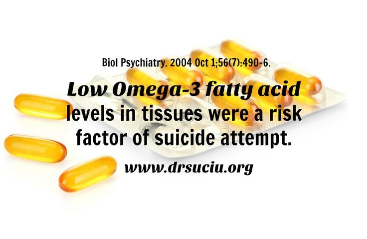 Picture drsuciu Omega 3 levels and suicide attempt