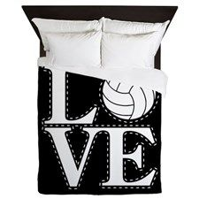 Volleyball Bedding | Volleyball Duvet Covers, Pillow Cases & More!