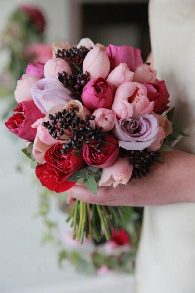 wedding bouquet tulip ブーケ チューリップ