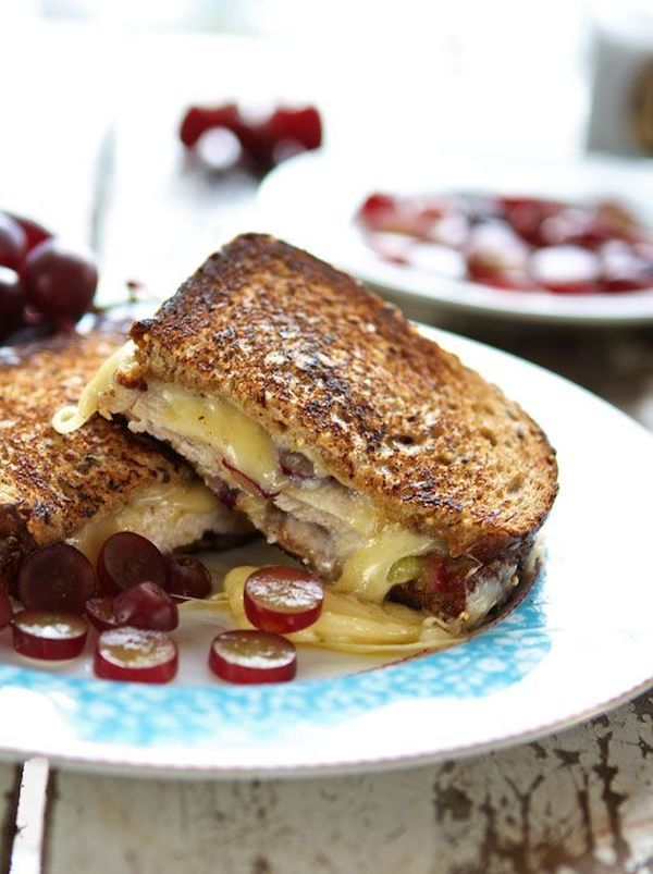 7 Healthy Grilled Cheese Recipes That Are Irresistibly Yummy | If it's been a while since you've made a grilled cheese sandwich, it's time to fire up the skillet and enjoy the mouthwatering goodness...