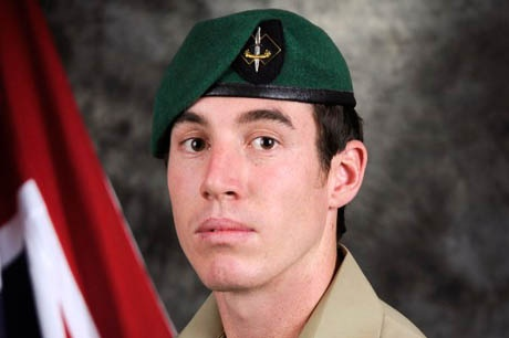 It is with deep regret the Australian Defence Force announces the death of Private Nathanael John Aubrey Galagher during operations in Afghanistan.