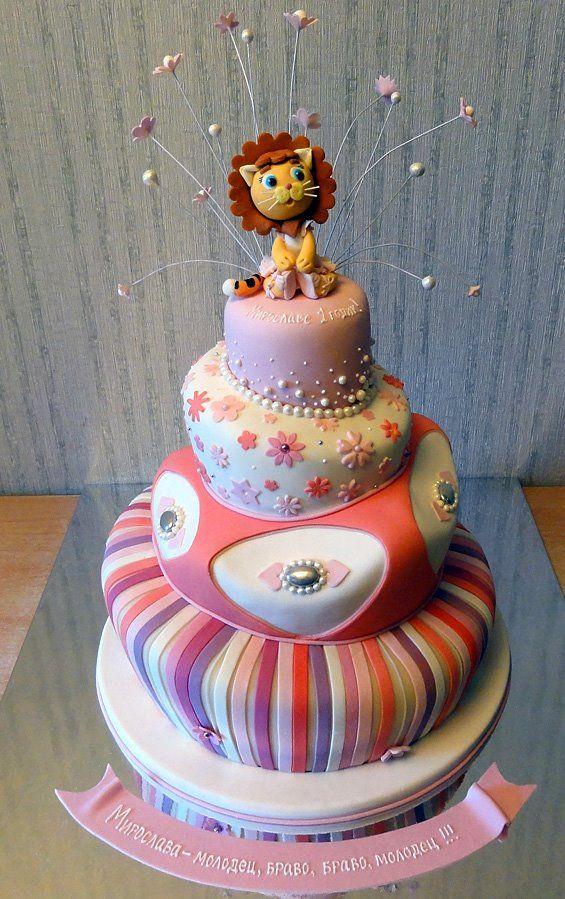 Fancy Birthday Cakes Men