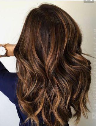 Colors Fall Hair Highlights (45)