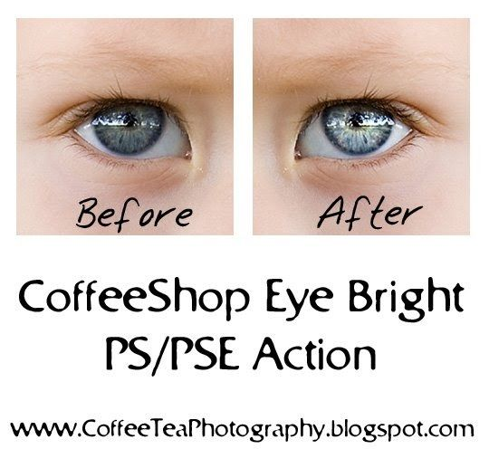 I have well over 200 free actions posted here on my blog, and some of my favorite ones are the retouching ones. I wrote CoffeeShop Eye ...