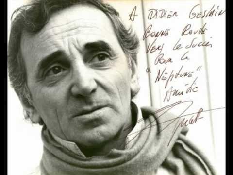 [Moody Penguin] 'La Bohème' Charles Aznavour cover