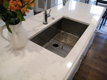 UltraClean Undermount Kitchen Sinks By Create Good Have A Seamless,  Perfectly Formed Drain. This