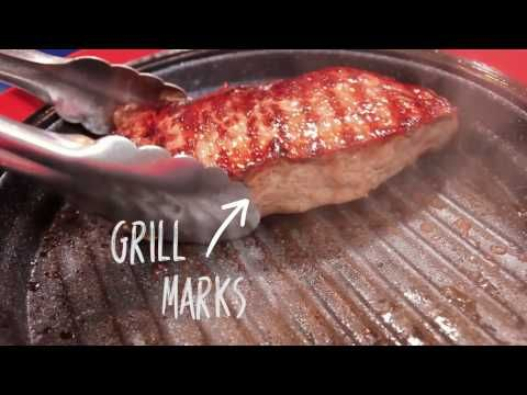 Introducing the RangeMate™ Professional Microwave Grill! - YouTube