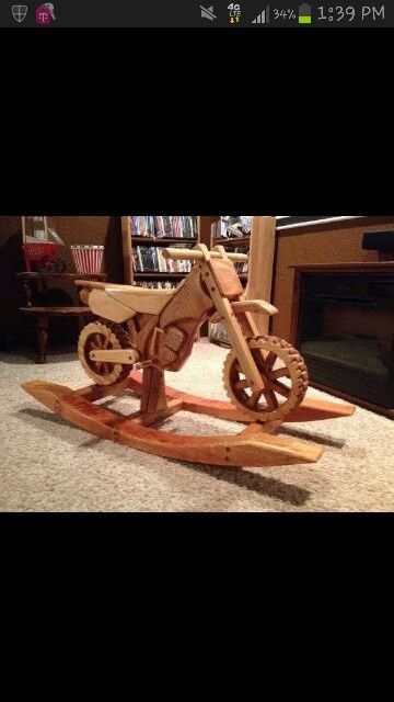 Future Child toy that he would definitely build lol. Dirt bike!