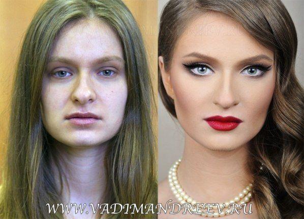 25 Incredible Makeup Transformations - Likes