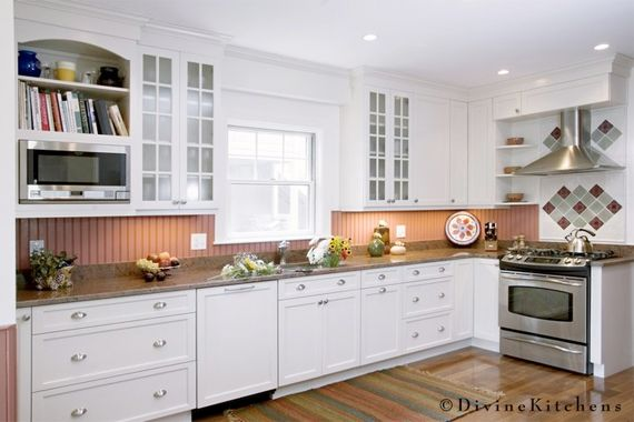 12 Kitchen Backsplash Ideas To Fit Any Budget: Fabulous