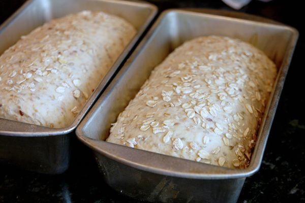 Using 7 grain hot cereal as a base for bread