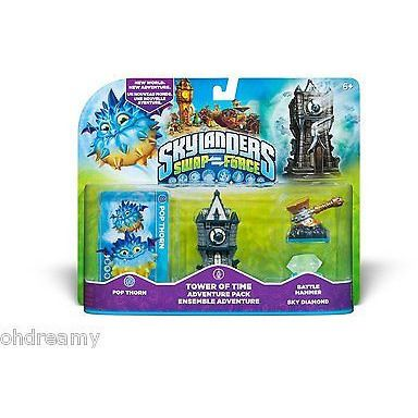 Skylanders Swap Force Tower Of Time Adventure