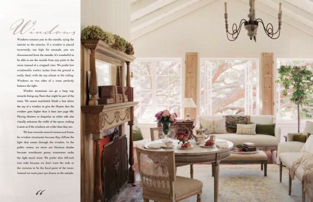 Patina Style - romantic bedroom