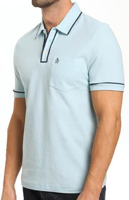 Original Penguin The Earl Polo 2.0 Heritage Fit #Shirts #CollaredShirts  #HisRoom #OriginalPenguin