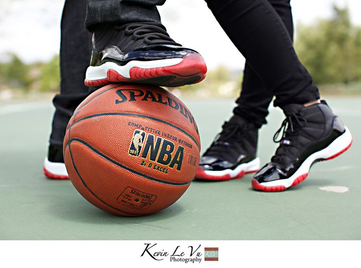 a picture like this but I will wear my heels. Have wedding date written on basketball