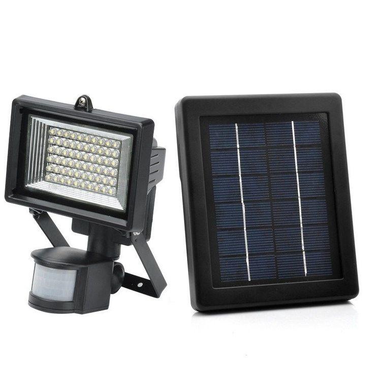 Solar Powered Flood light  #electronics #consumer #relgard