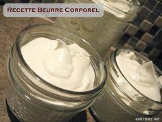AnnyMay Le Blog: Faire son beurre corporel avec des produits simples et naturels
