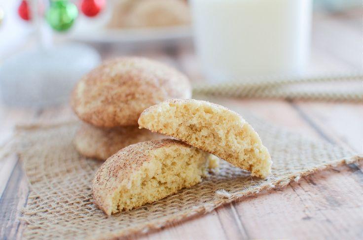 Gluten Free Snickerdoodles - Fake Ginger