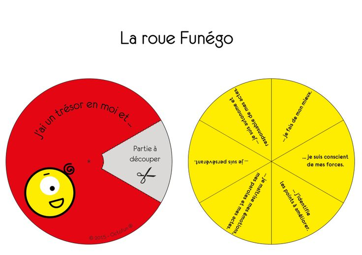 Le roue Funégo couleur